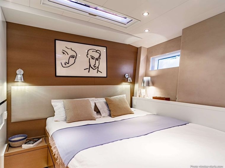 CNB76 2021 Yacht Charter - Convertible double/twin cabin