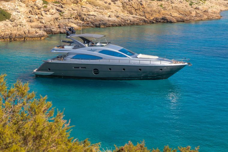 REVIVAL Yacht Charter - Ritzy Charters