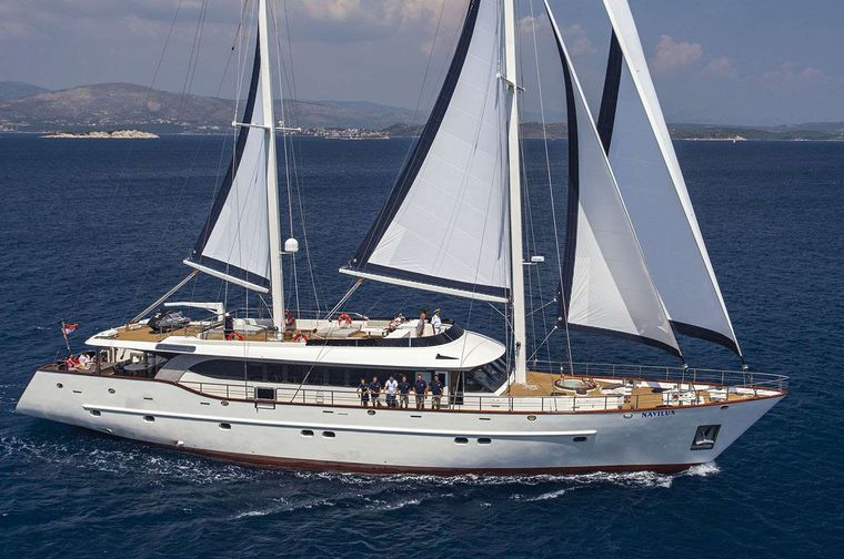 NAVILUX Yacht Charter - Ritzy Charters