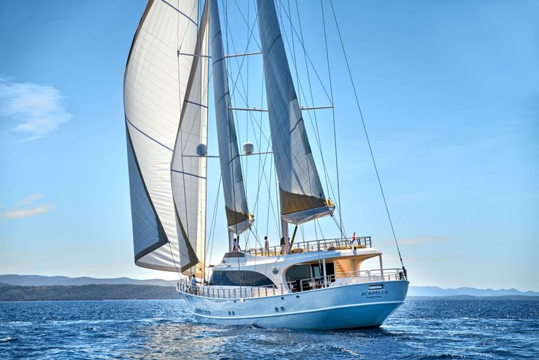 ACAPELLA Yacht Charter - Ritzy Charters