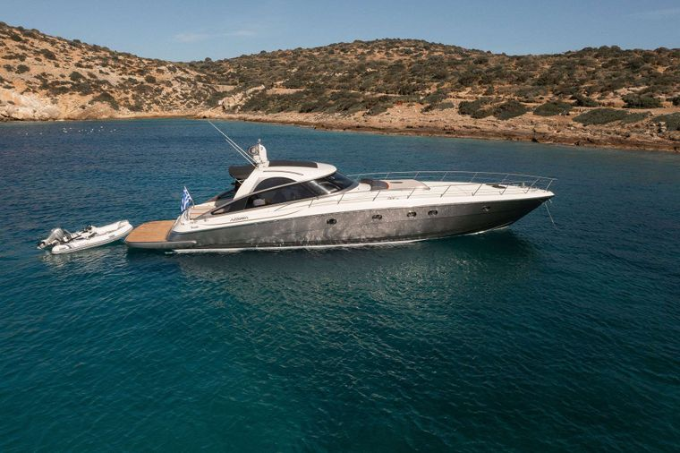 ORION Yacht Charter - Ritzy Charters