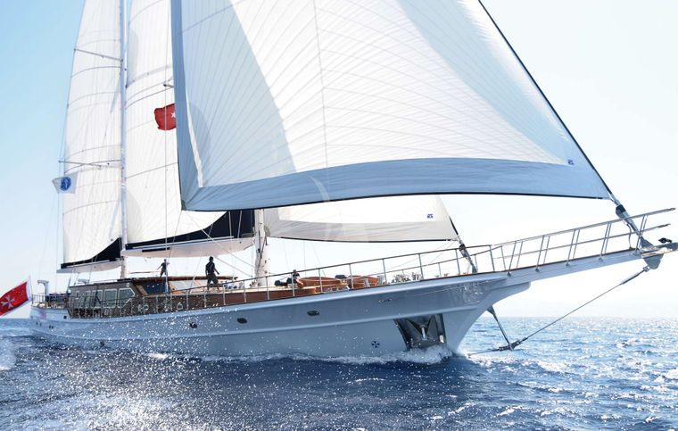 CLEAR EYES Yacht Charter - Ritzy Charters