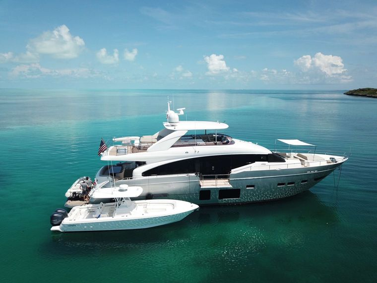 HOT PURSUIT Yacht Charter - Ritzy Charters