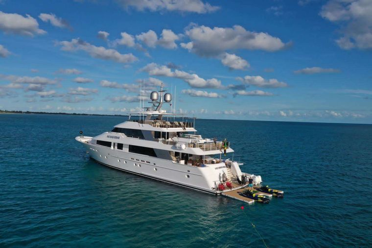 NO BAD IDEAS Yacht Charter - Ritzy Charters