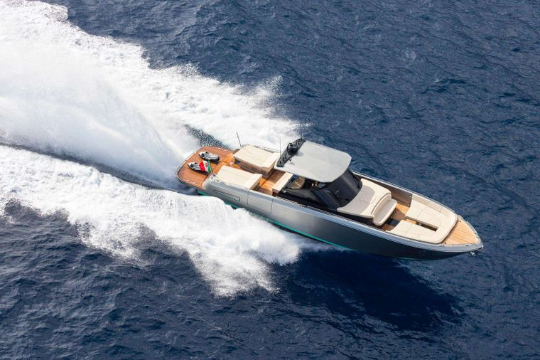 JANINA Yacht Charter - Ritzy Charters