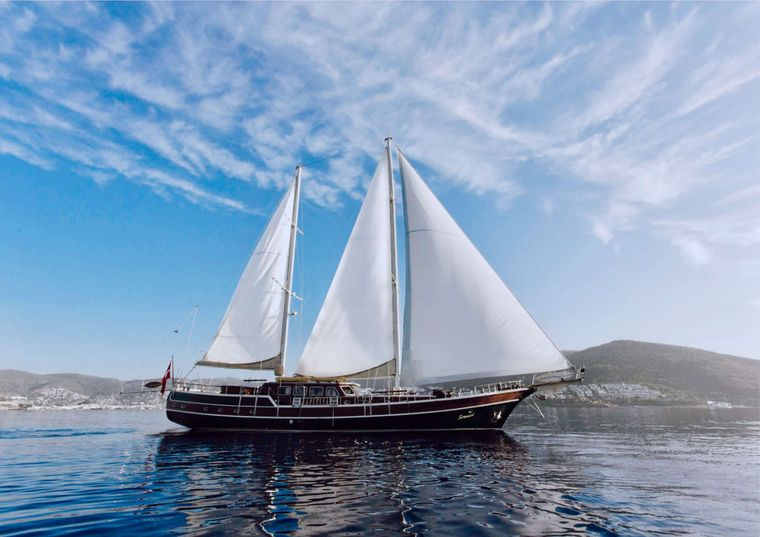 SERENAD Yacht Charter - Ritzy Charters