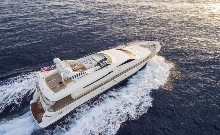 GORGEOUS Yacht Charter - Ritzy Charters
