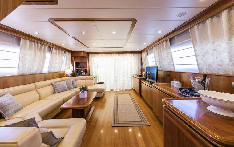 GORGEOUS Yacht Charter - Salon other view