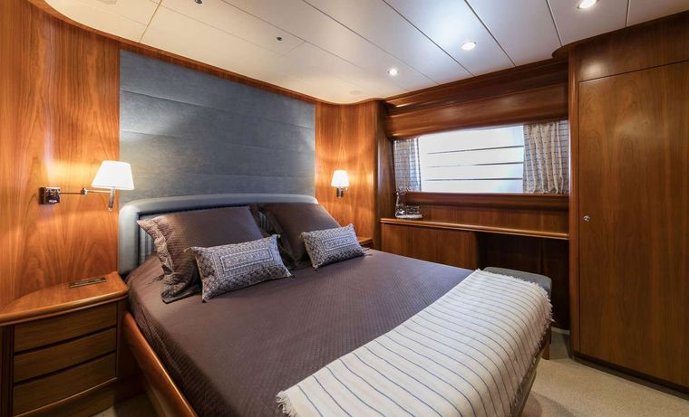 GORGEOUS Yacht Charter - VIP cabin