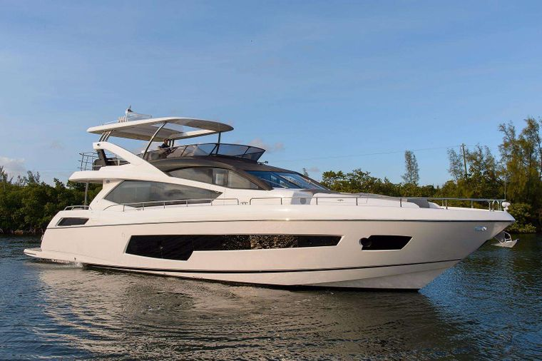 GOLDEN OURS Yacht Charter - Ritzy Charters