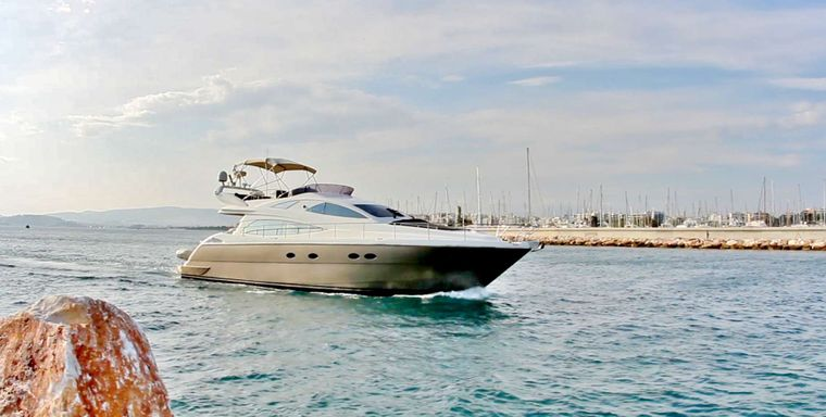 PRAXIS 4 Yacht Charter - Ritzy Charters