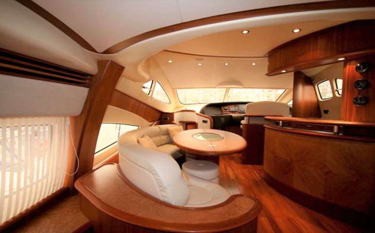 PRAXIS 4 Yacht Charter - Dining area