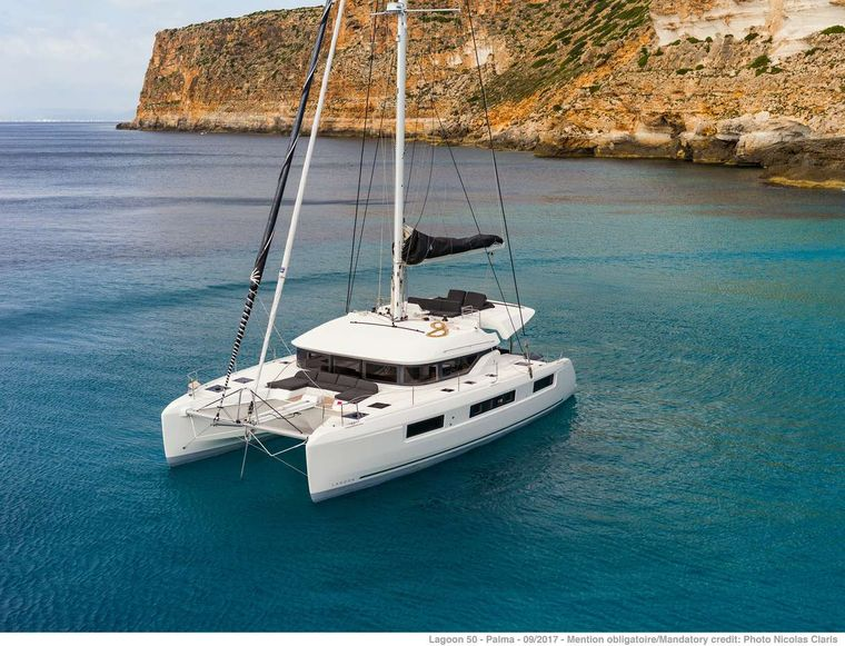 ETHER Yacht Charter - Ritzy Charters