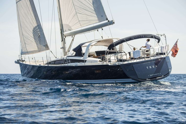THEA Yacht Charter - Ritzy Charters