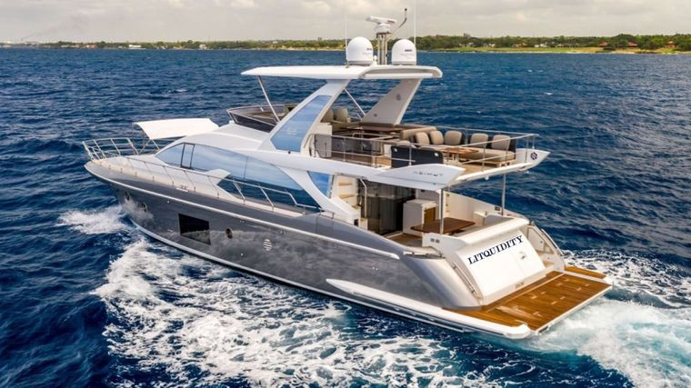 Litquidity Yacht Charter - Ritzy Charters