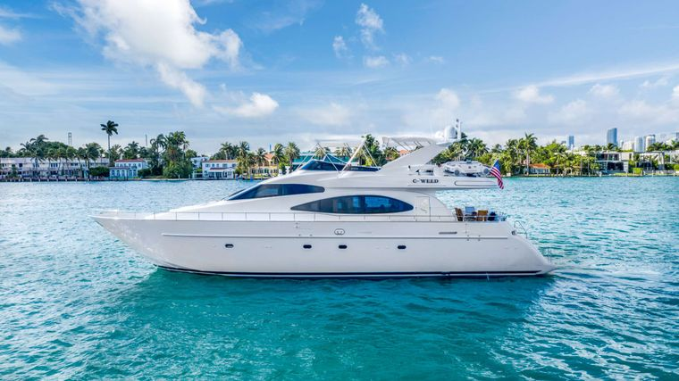 C-WEED Yacht Charter - Ritzy Charters