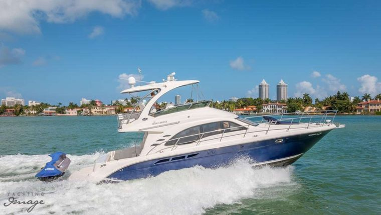 Champagne Yacht Charter - Ritzy Charters