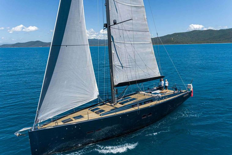 Kind of Blue Yacht Charter - Ritzy Charters