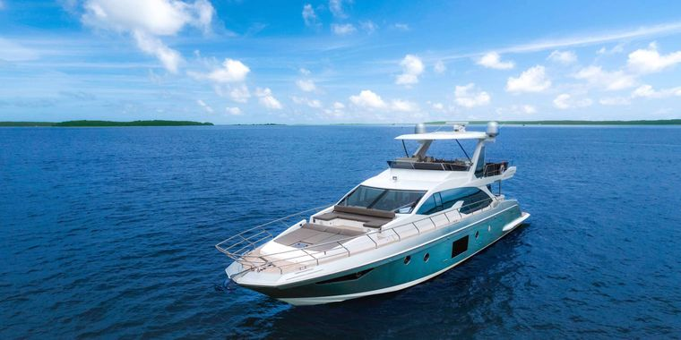 Sajer Yacht Charter - Ritzy Charters