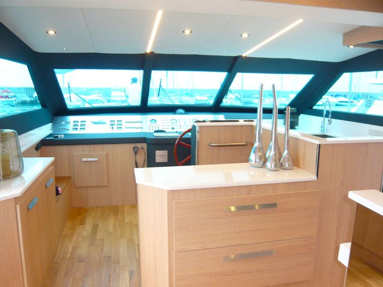 ALL WE NEED Yacht Charter - Helmstation