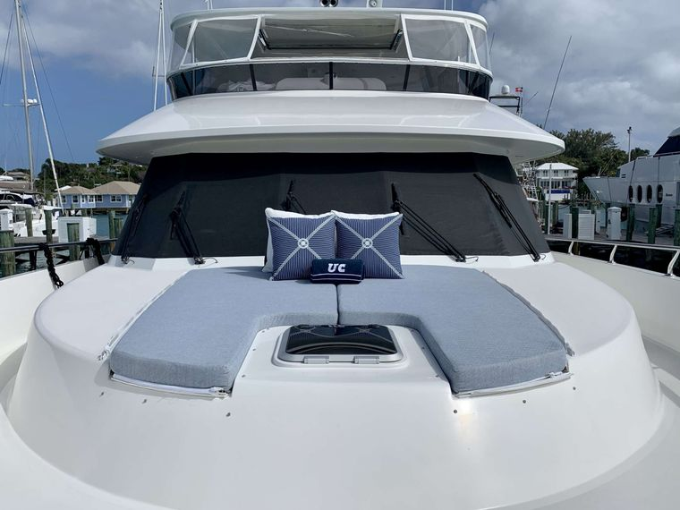 UNCORKED Yacht Charter - Front
