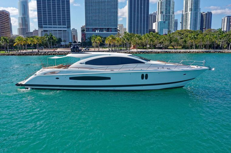 XCELL Yacht Charter - Ritzy Charters