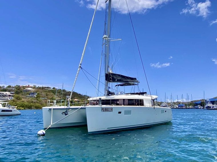 Painkiller Yacht Charter - Ritzy Charters