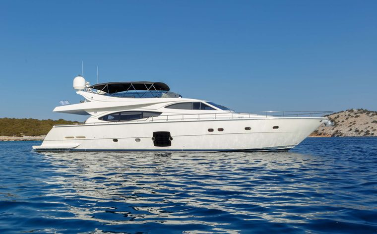 MY WAY Yacht Charter - Ritzy Charters
