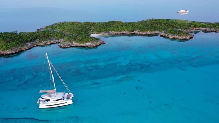 INTERLUDE Yacht Charter - Ritzy Charters
