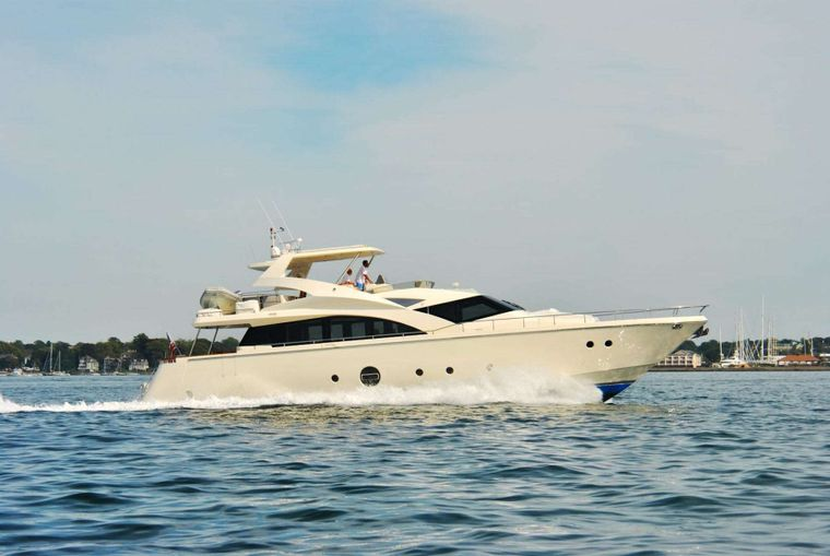 THERAPY Yacht Charter - Ritzy Charters