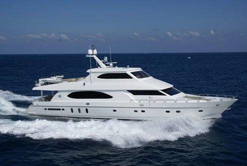 TIGERS EYE Yacht Charter - Ritzy Charters