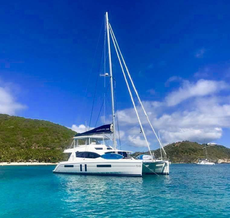 SOMETHING WONDERFUL Yacht Charter - Ritzy Charters