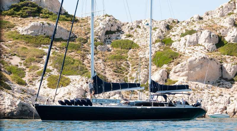 ENTHALPIA Yacht Charter - Ritzy Charters