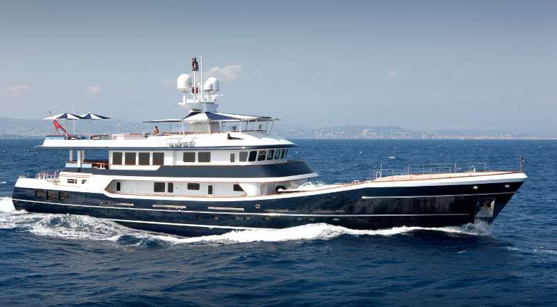 THE MERCY BOYS Yacht Charter - Ritzy Charters