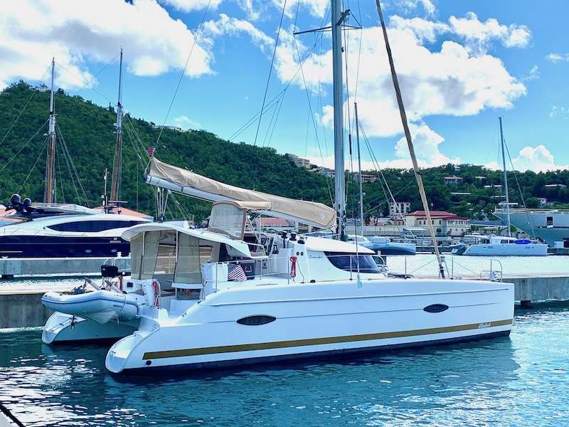 ALLADORA Yacht Charter - Ritzy Charters
