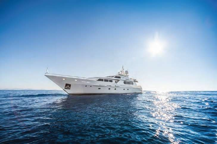 MILOS AT SEA Yacht Charter - Ritzy Charters