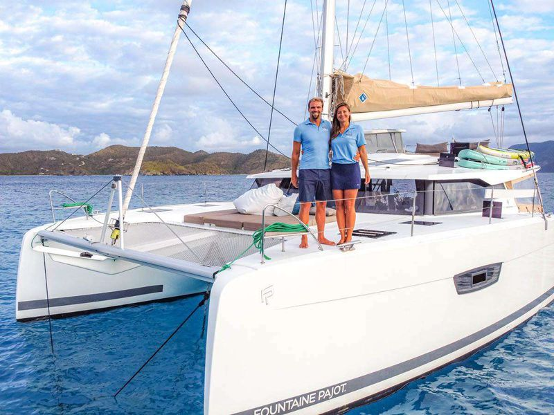 BLACK TORTUGA Yacht Charter - Ritzy Charters