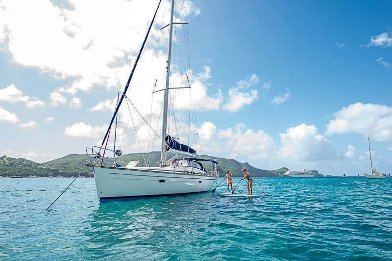 Lazy Travels Yacht Charter - Ritzy Charters