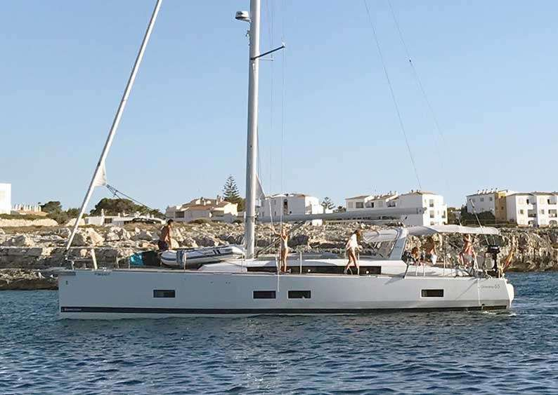 SIRIUS Yacht Charter - Ritzy Charters