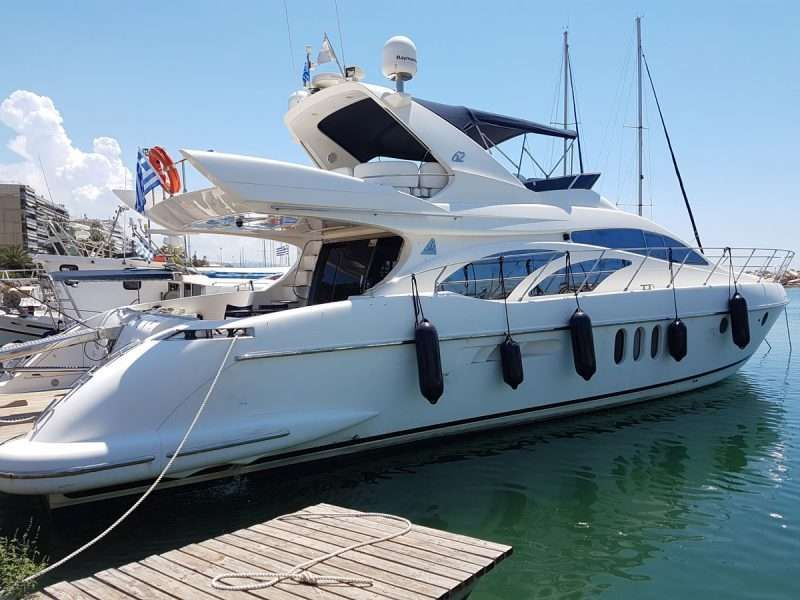 ATHOS Yacht Charter - Ritzy Charters