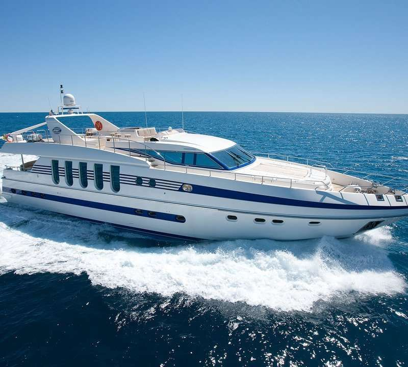 SUPERTOY Yacht Charter - Ritzy Charters