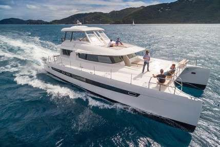 VOYAGE 650 Power Cat Yacht Charter - Ritzy Charters