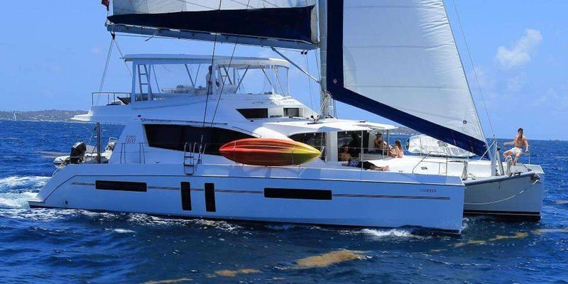 TOUCH THE SKY Yacht Charter - Ritzy Charters