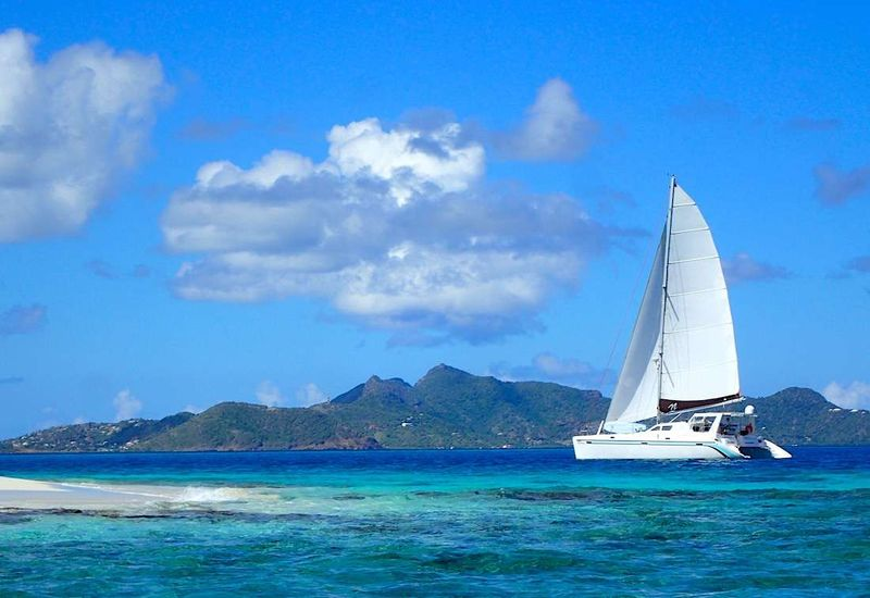 NUTMEG Yacht Charter - Ritzy Charters