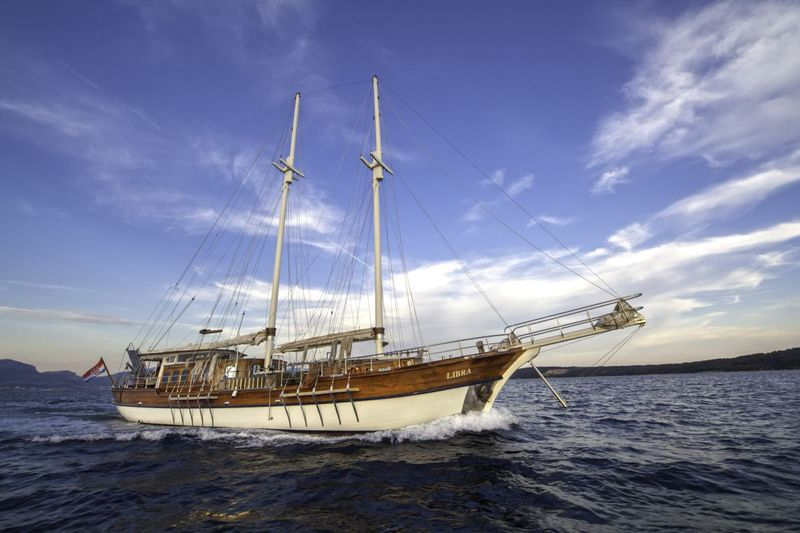 LIBRA Yacht Charter - Ritzy Charters