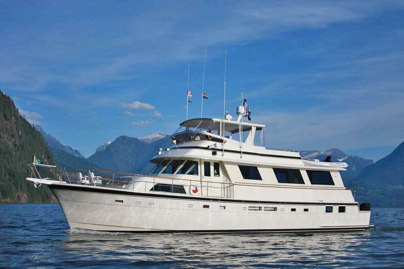 NORTHERN LIGHT Yacht Charter - Ritzy Charters