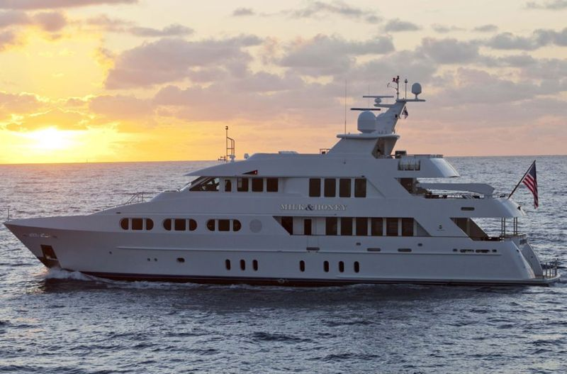 MILK & HONEY Yacht Charter - Ritzy Charters