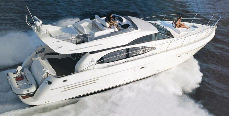 HARRYLOU Yacht Charter - Ritzy Charters