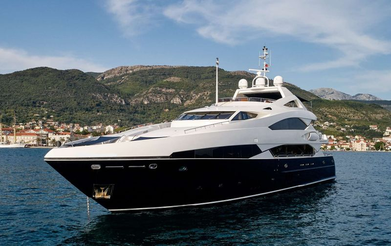 BARACUDA Yacht Charter - Ritzy Charters
