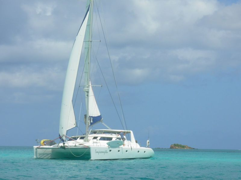 IMPROMPTU Yacht Charter - Ritzy Charters